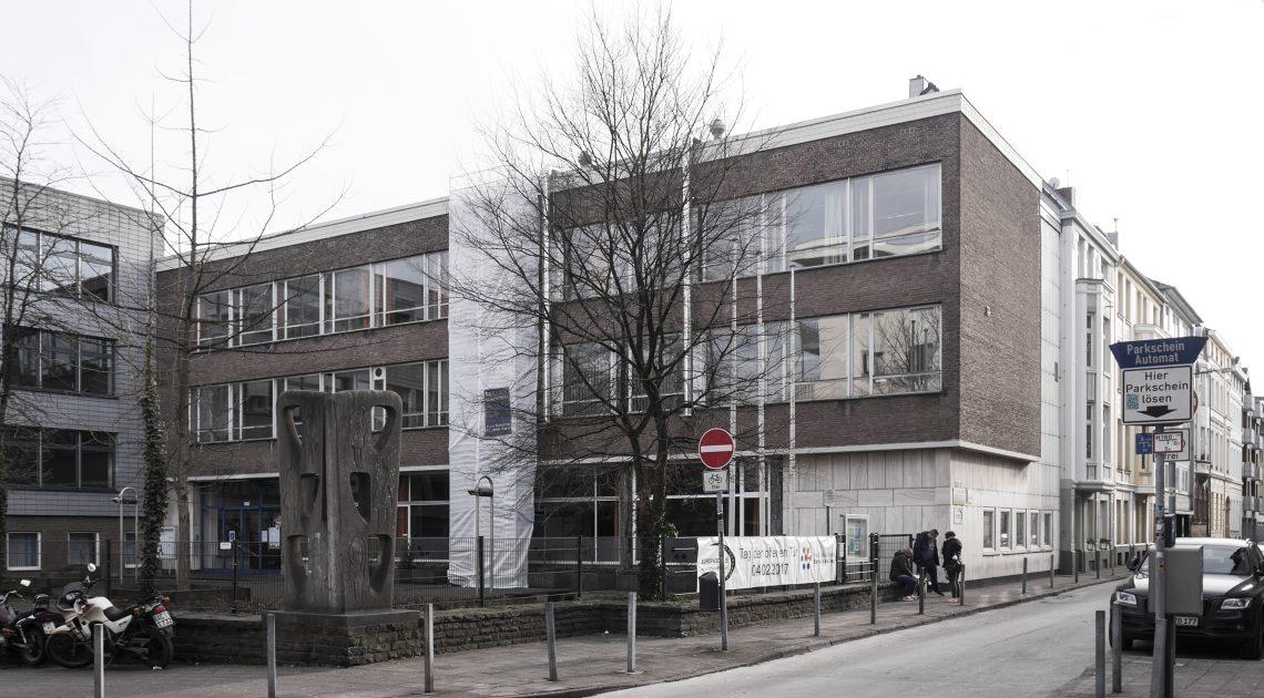 Paul julius reuter berufskolleg aachen sch ppel von hehn architekten architektur aus aachen - Architekten aachen ...