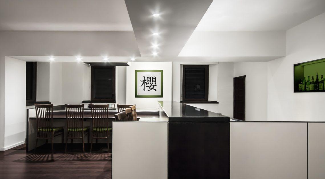 Sakura - Japanisches Restaurant | Aachen – Schüppel von Hehn Architekten – Architektur aus Aachen - Schüppel von Hehn Architekten – Architektur aus Aachen