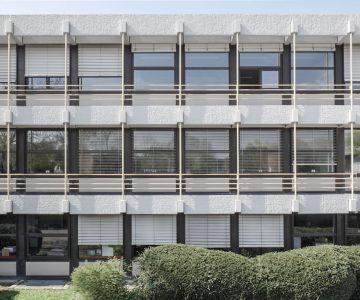 Berufskolleg für Gestaltung und Technik | Aachen - Modernisierung und Instandsetzung der Fassaden
