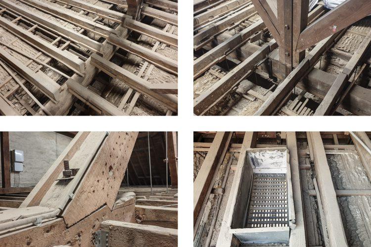 Dachstuhl - Details