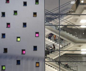 Paul-Julius-Reuter-Berufskolleg | Aachen - Modernisierung und Instandsetzung der Fassaden