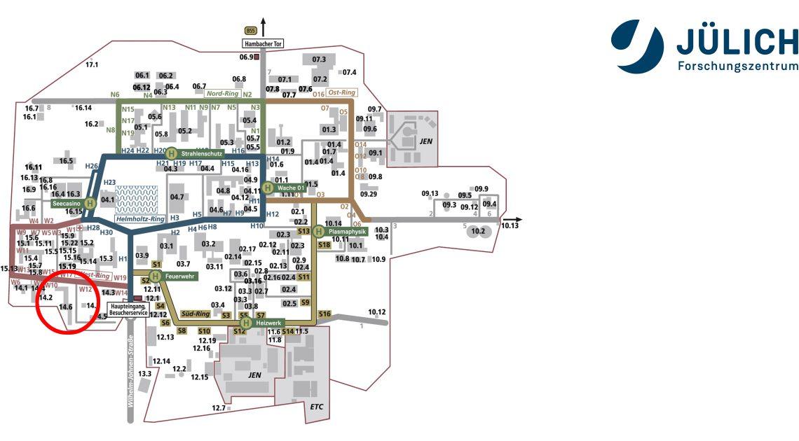 FZJ - Gebäude 14.6u+v | Jülich – Schüppel von Hehn Architekten – Architektur aus Aachen - Schüppel von Hehn Architekten – Architektur aus Aachen