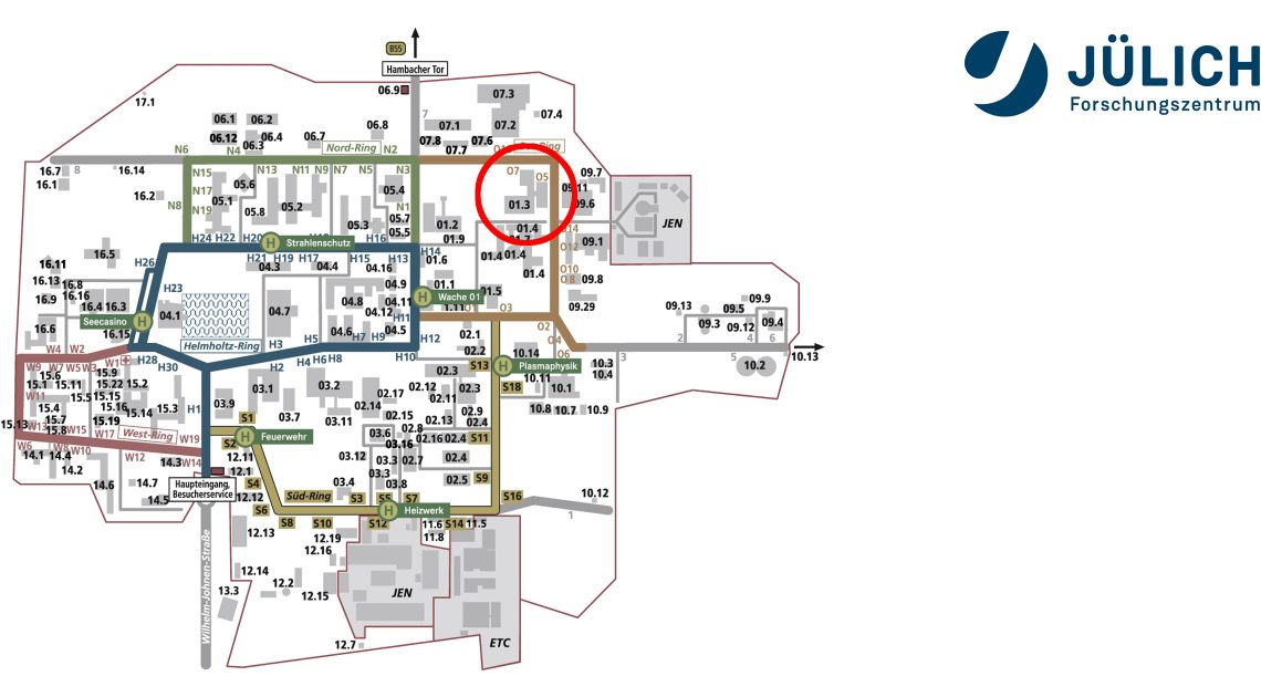 FZJ - Gebäude 01.3u | Jülich – Schüppel von Hehn Architekten – Architektur aus Aachen - Schüppel von Hehn Architekten – Architektur aus Aachen