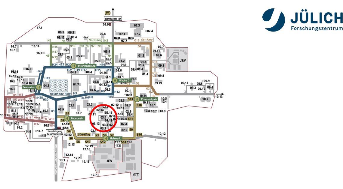 FZJ - Gebäude 03.6u | Jülich – Schüppel von Hehn Architekten – Architektur aus Aachen - Schüppel von Hehn Architekten – Architektur aus Aachen