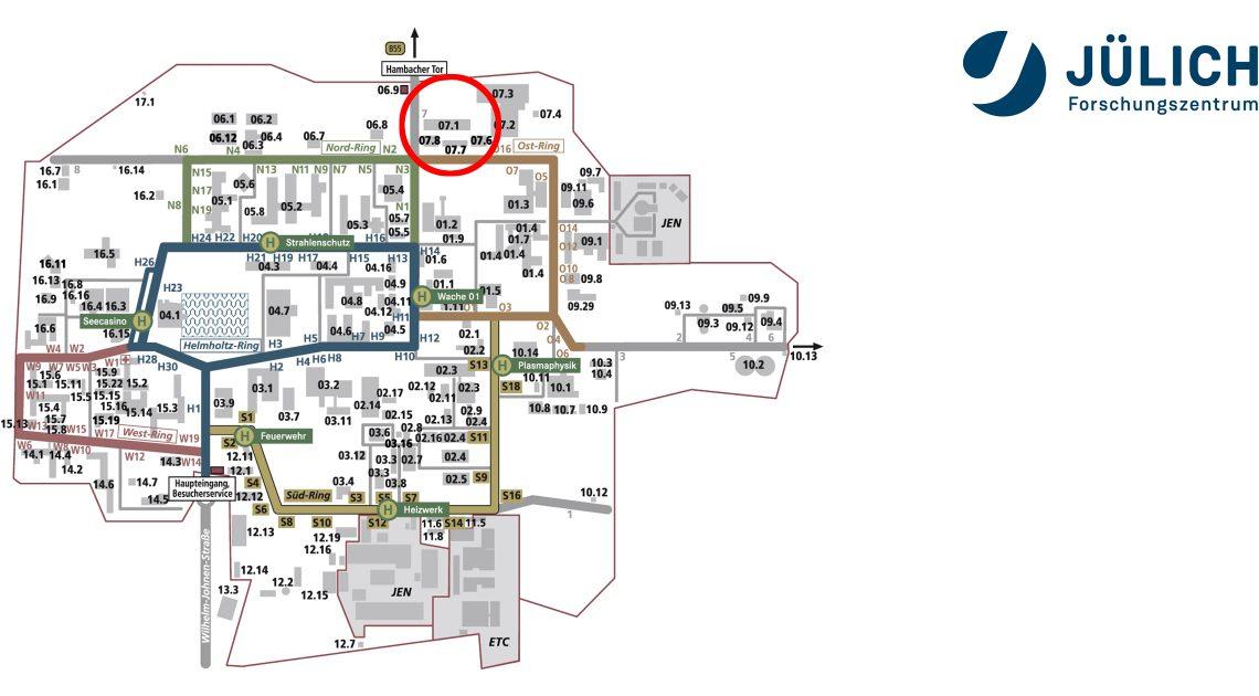 FZJ - Gebäude 07.1 | Jülich – Schüppel von Hehn Architekten – Architektur aus Aachen - Schüppel von Hehn Architekten – Architektur aus Aachen