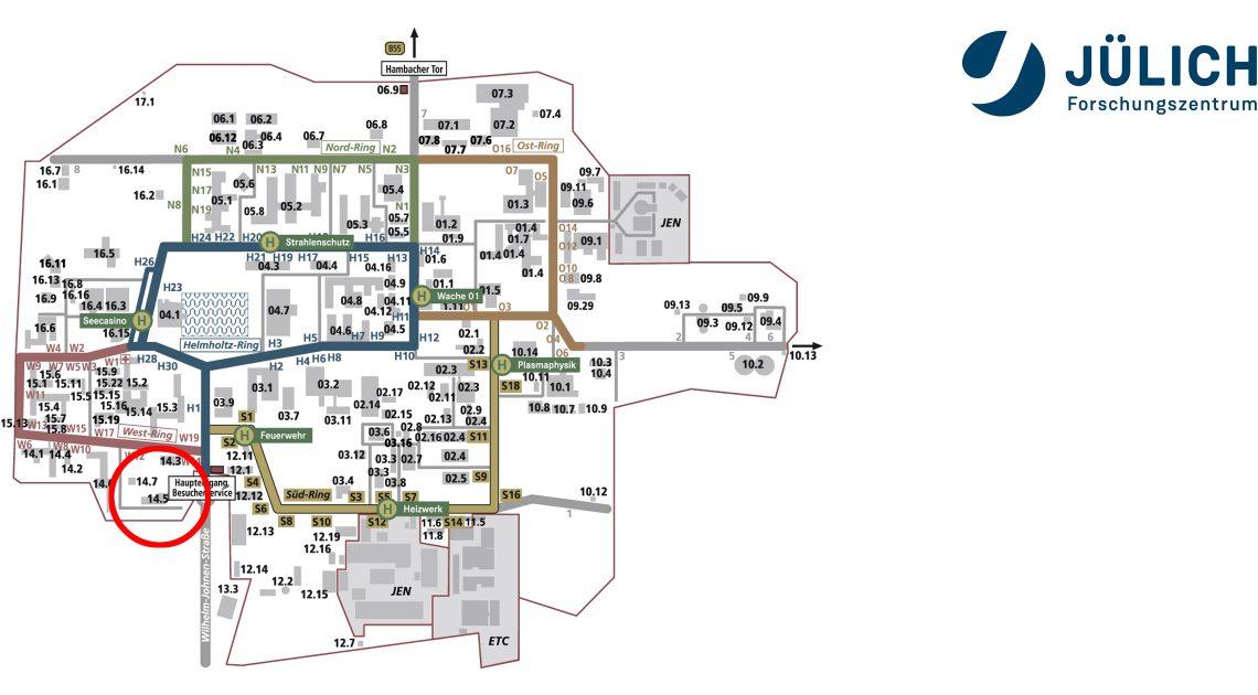FZJ - Gebäude 14.5v | Jülich – Schüppel von Hehn Architekten – Architektur aus Aachen - Schüppel von Hehn Architekten – Architektur aus Aachen