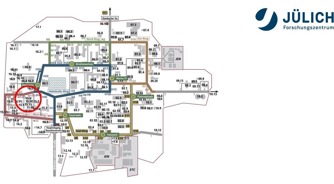 FZJ - Gebäude 15.9u | Jülich – Schüppel von Hehn Architekten – Architektur aus Aachen - Schüppel von Hehn Architekten – Architektur aus Aachen