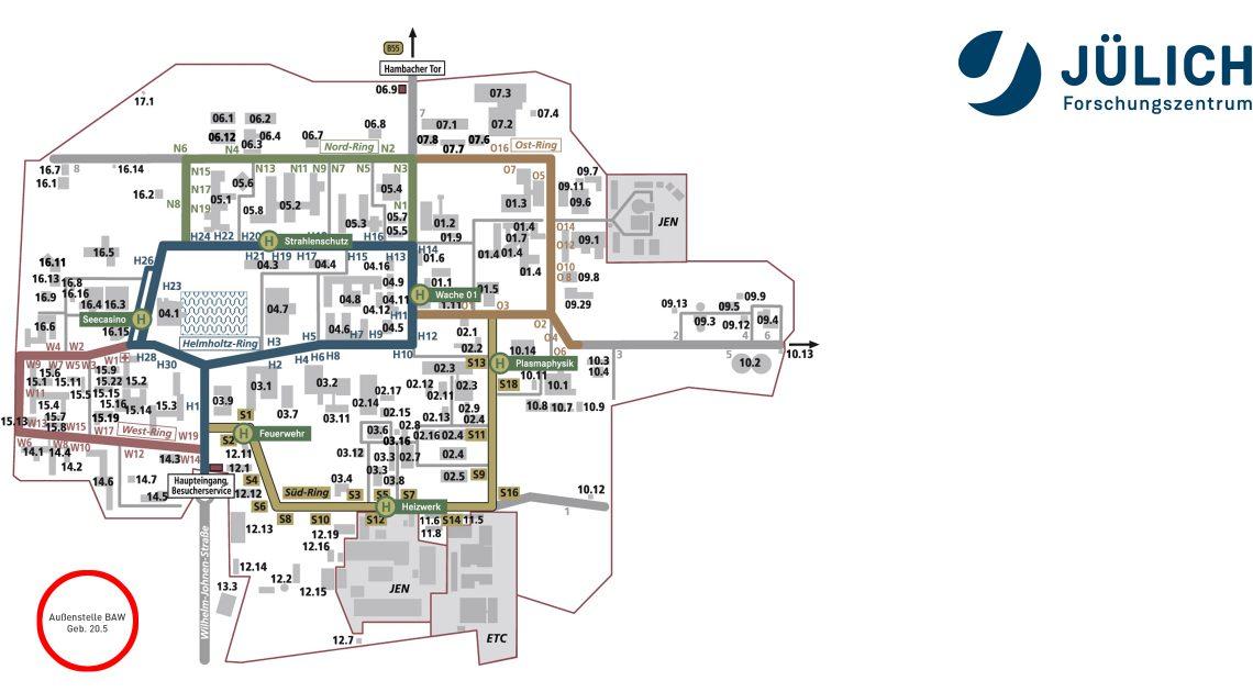 FZJ - Gebäude 20.5 | Jülich – Schüppel von Hehn Architekten – Architektur aus Aachen - Schüppel von Hehn Architekten – Architektur aus Aachen