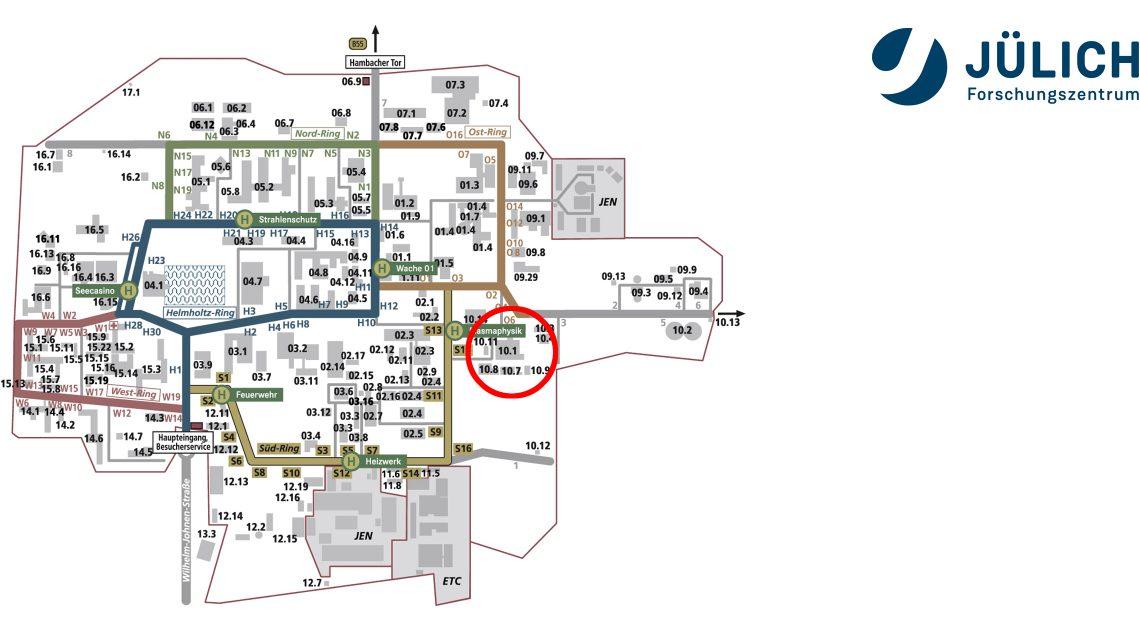 FZJ - Gebäude 10.1v+z | Jülich – Schüppel von Hehn Architekten – Architektur aus Aachen - Schüppel von Hehn Architekten – Architektur aus Aachen