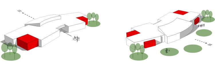 Erweiterungsbereiche in der KiTa